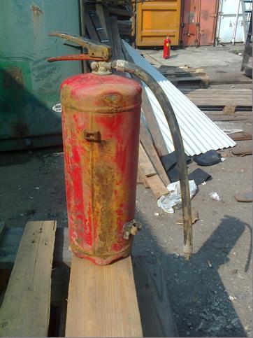 prüfung feuerlöscher kosten